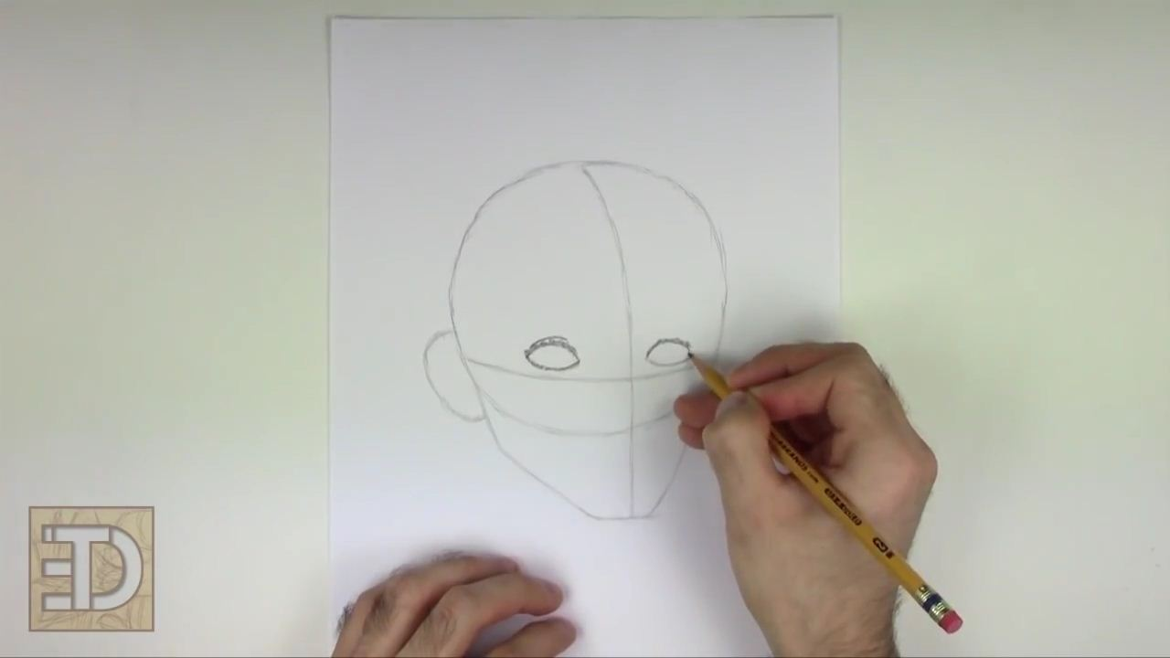 how to draw jack frost from rise of the guardians